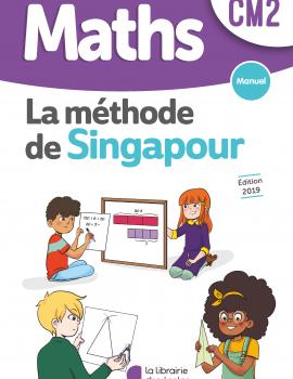 manuel méthode de Singapour CM2