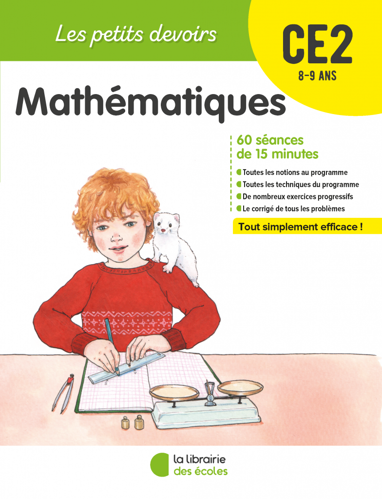 les petits devoirs - math u00e9matiques ce2
