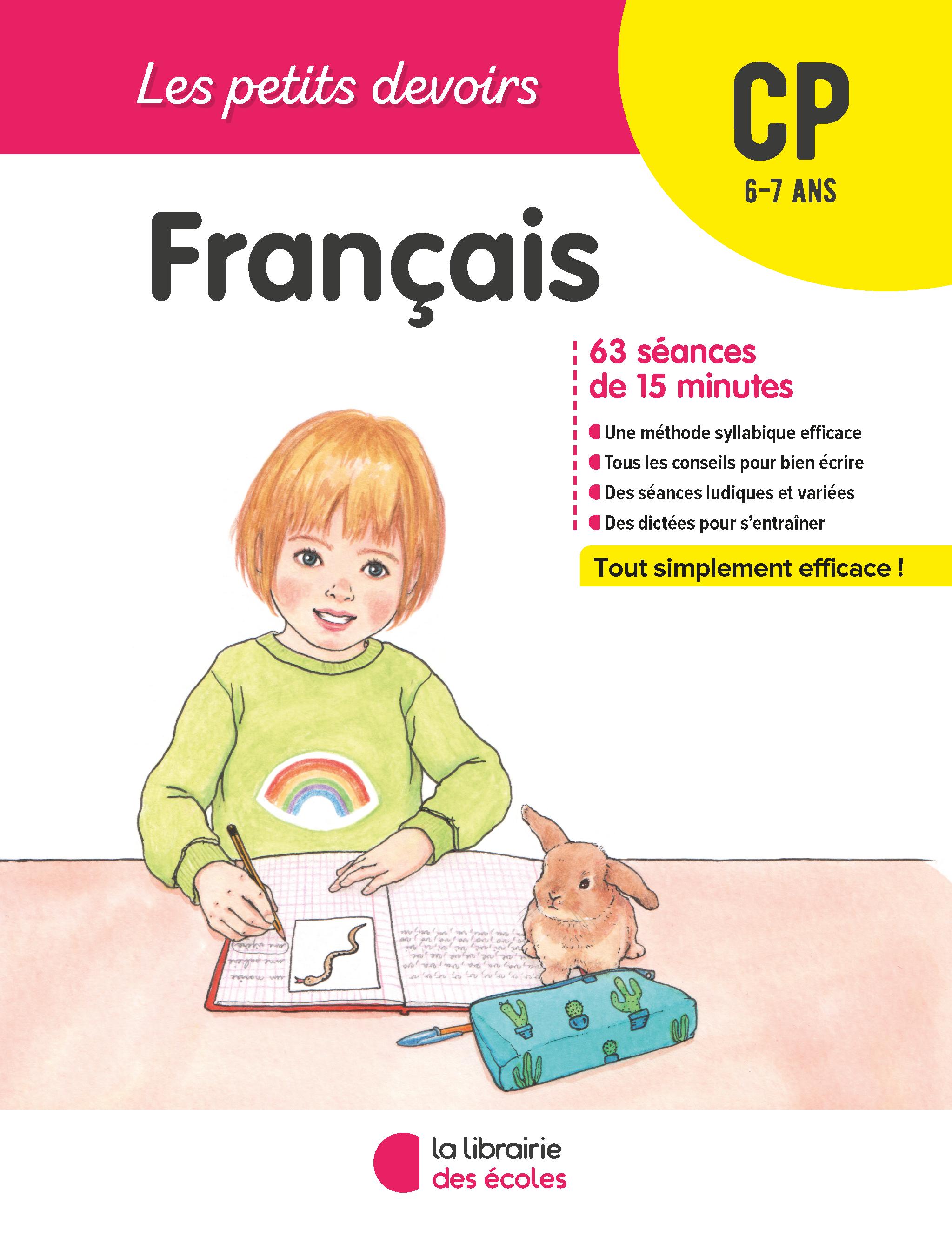Les Petits Devoirs Francais Cp La Librairie Des Ecoles