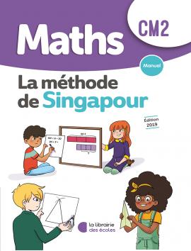 Méthode de Singapour - manuel - CM2