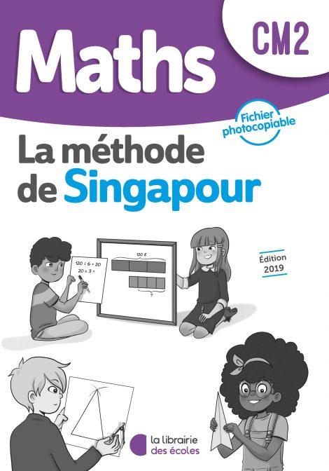 La méthode de Singapour - CM2 - fichier photocopiable