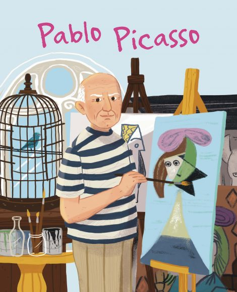 Jeunesse - biographie - Pablo Picasso