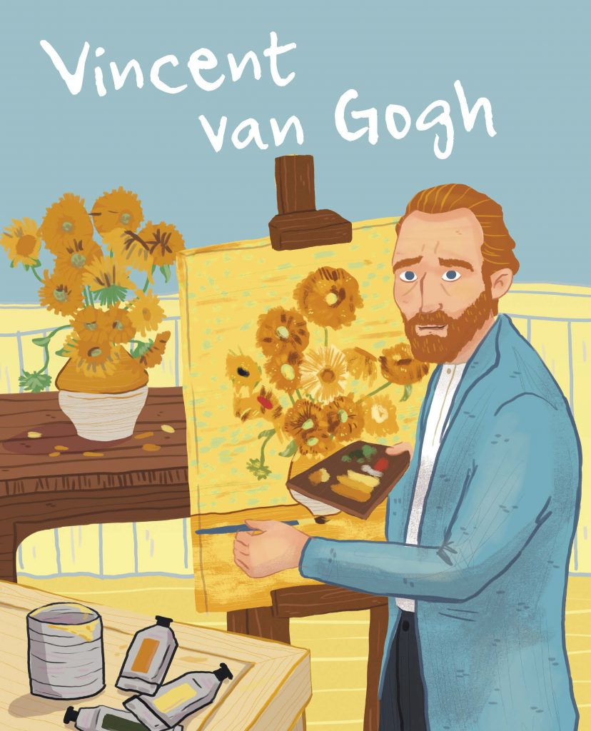 Jeunesse - Biographie - Van Gogh