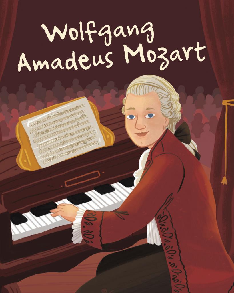 La vie de Mozart - La Librairie des écoles