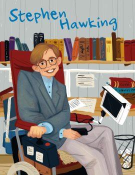 La vie de Stephen Hawking - La Librairie des écoles