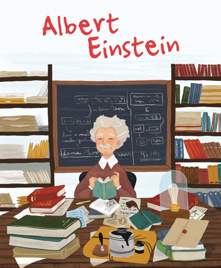 La vie d'Albert Einstein La librairie des écoles