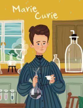La vie de Marie Curie - La Librairie des écoles