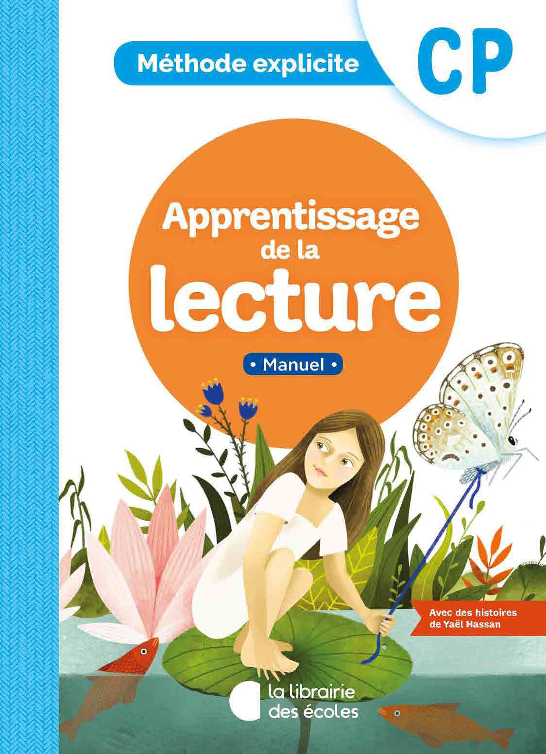 Méthode explicite   Lecture   Manuel   CP
