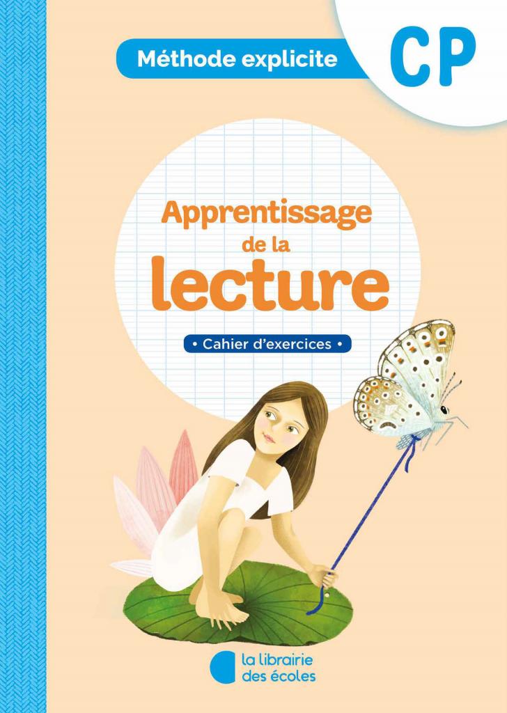 Méthode explicite - cahier d'exercices - Lecture - CP