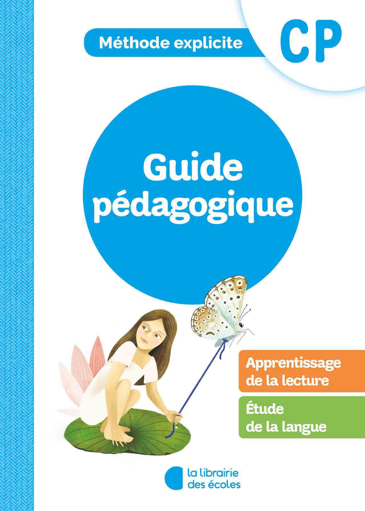 Méthode explicite   Guide pédagogique   CP