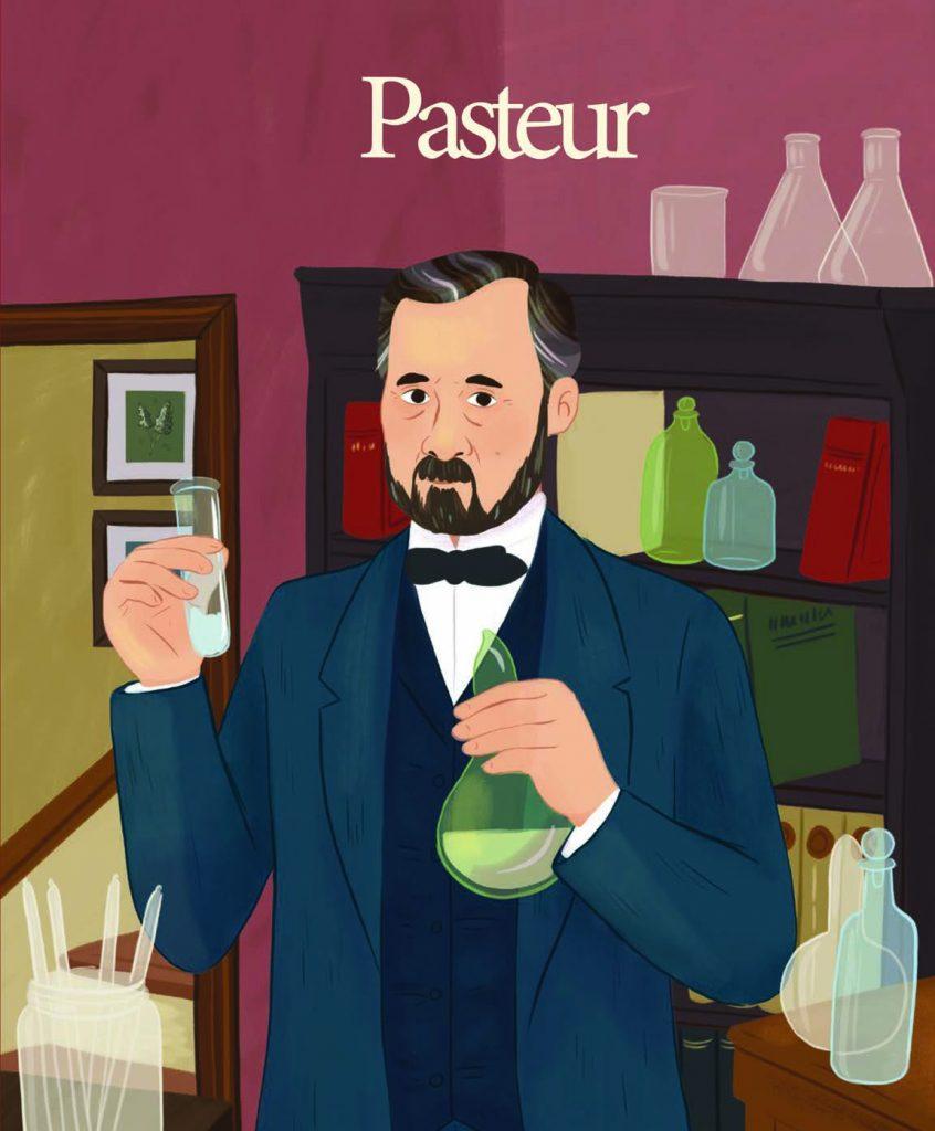La vie de Pasteur - La Librairie des écoles