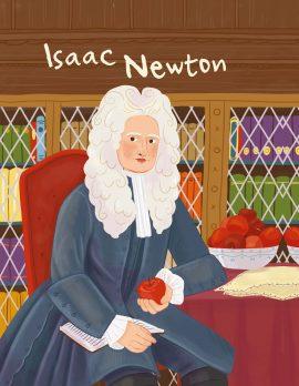 La vie d'Isaac Newton
