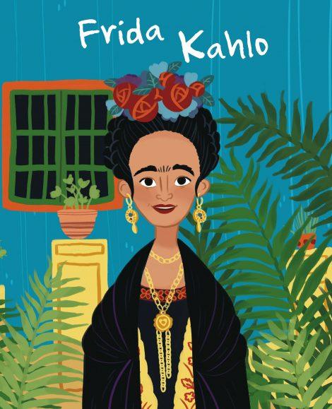 La vie de Frida Kahlo - La Librairie des écoles