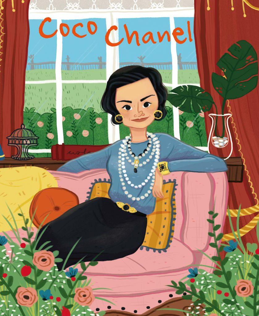 La vie de Coco Chanel - La Librairie des écoles