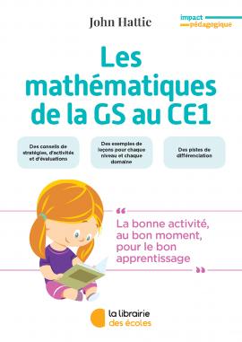 Les mathématiques de la GS au CE1
