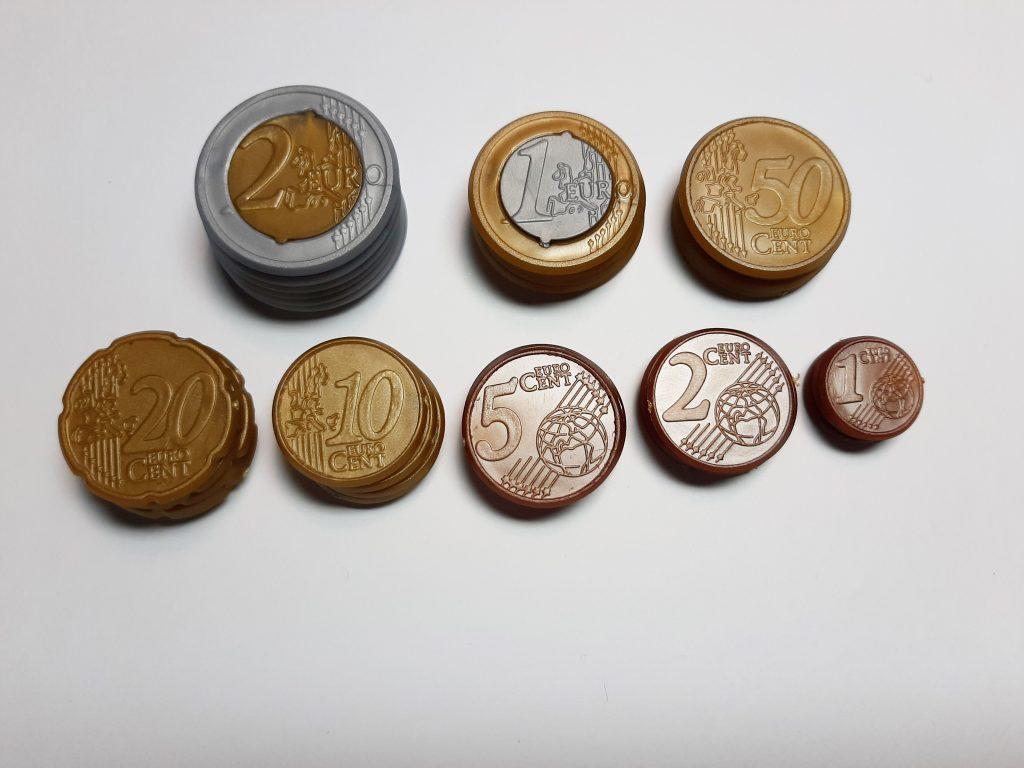 Méthode de Singapour - Monnaie factice