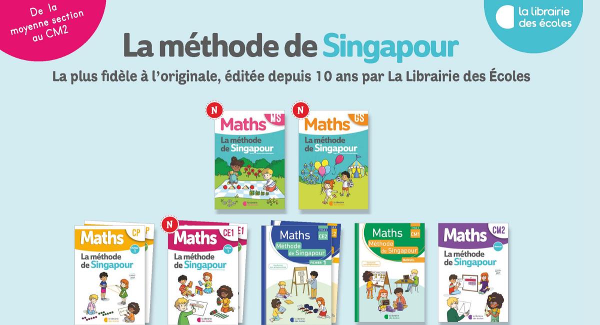 La Librairie des Ecoles - La méthode explicite