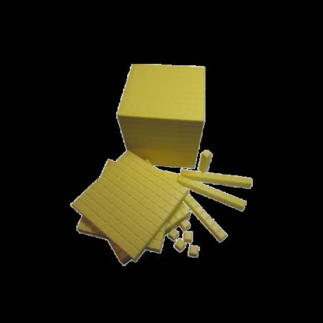 Matériel pédagogique - Cubes multidirectionnels