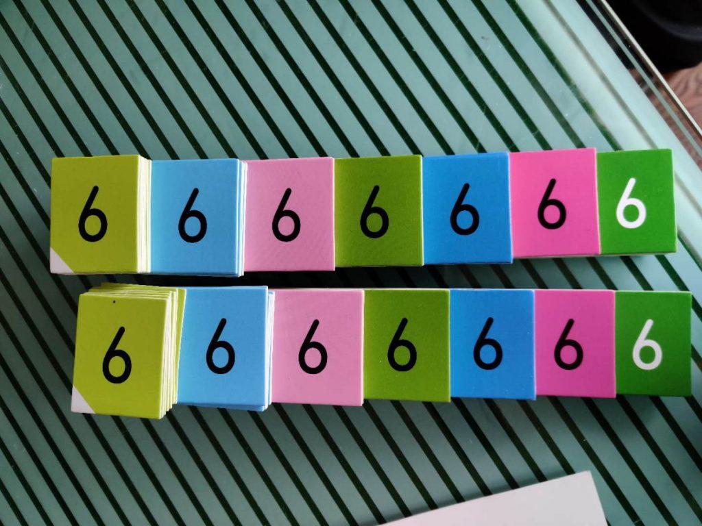 Cartes de numération cycle 3