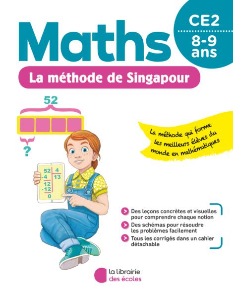 La méthode de Singapour - CE2 - pour la maison