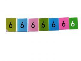 Cartes de numeration