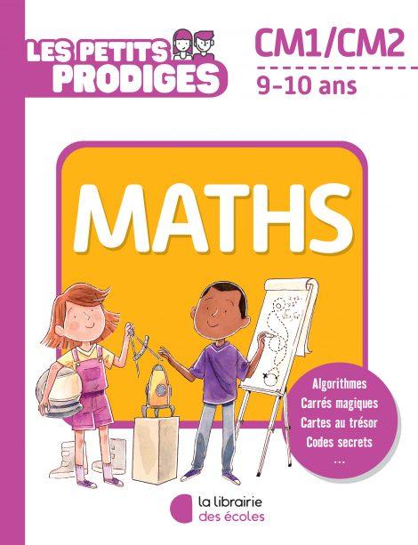 Les petits prodiges - maths - CM1
