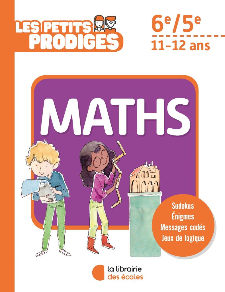 Les petits prodiges - maths - 6e