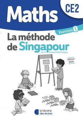 Méthode de Singapour – pack de cahiers d'exercices 1 – Édition 2021 – CE2