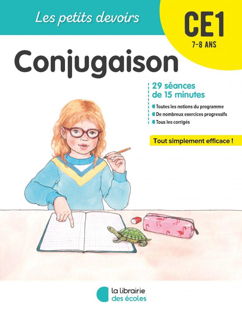 Les petits devoirs - Conjugaison - CE1