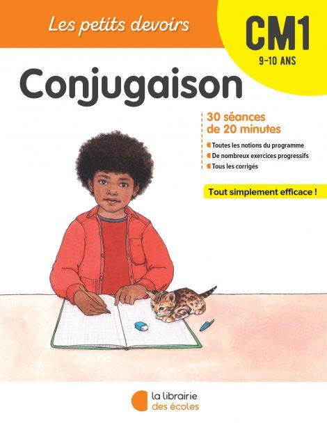 Les petits devoirs - Conjugaison - CM1