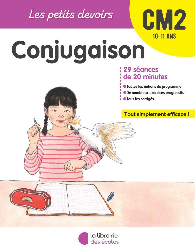 Les petits devoirs - Conjugaison - CM2