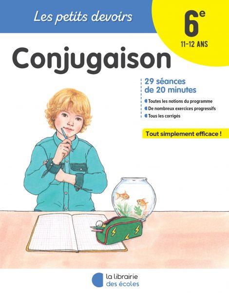 Les petits devoirs - conjugaison - 6e