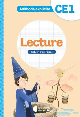 Méthode explicite - Cahier d'exercices - Lecture - CE1