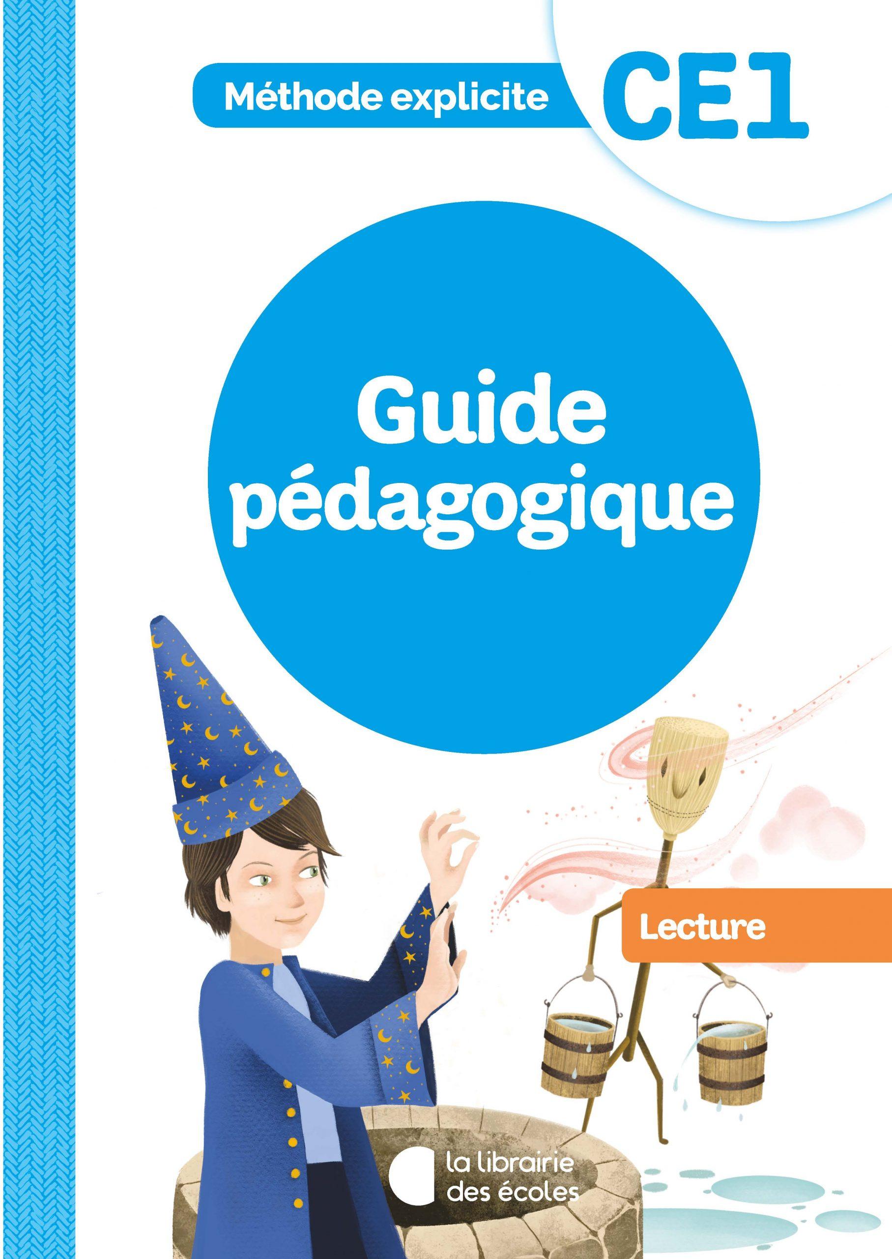 Méthode explicite   Lecture   Guide pédagogique   CE40   La ...