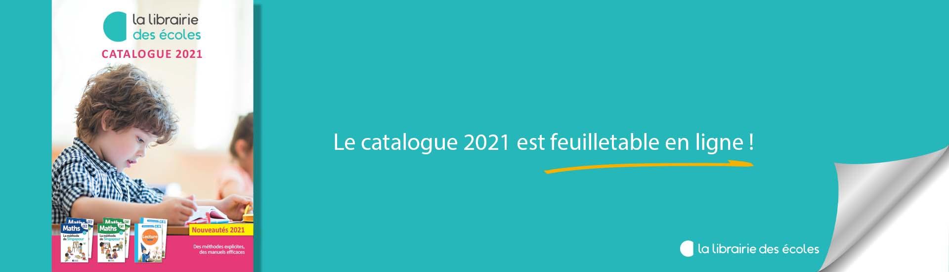 Catalogue La Librairie des Ecoles 2021