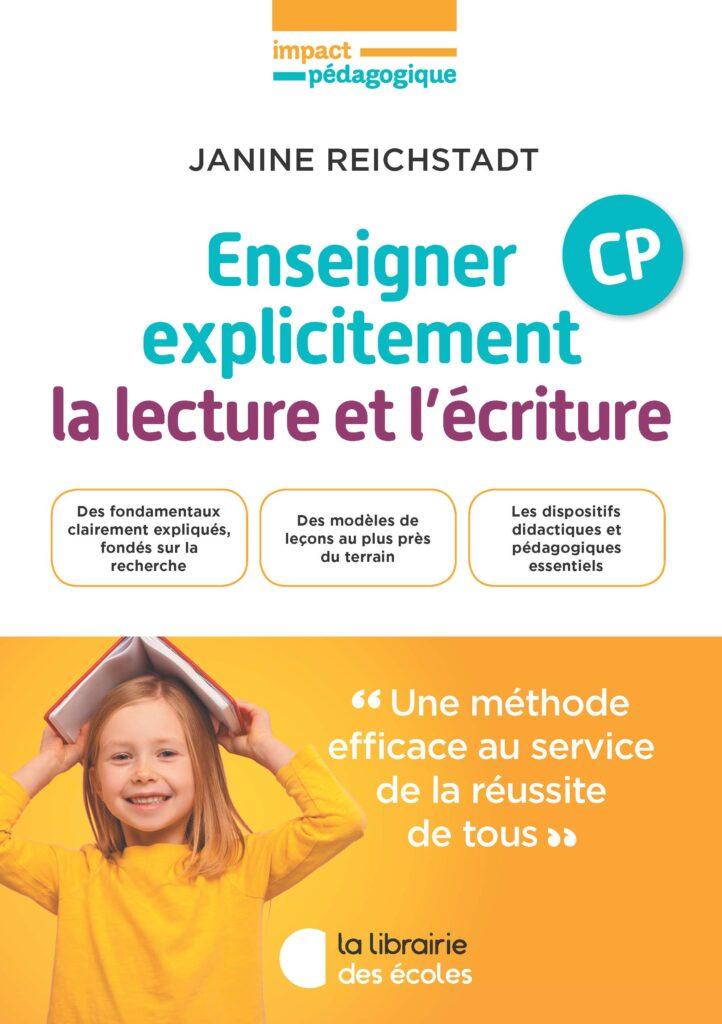 Enseigner explicitement la lecture et l'écriture - CP
